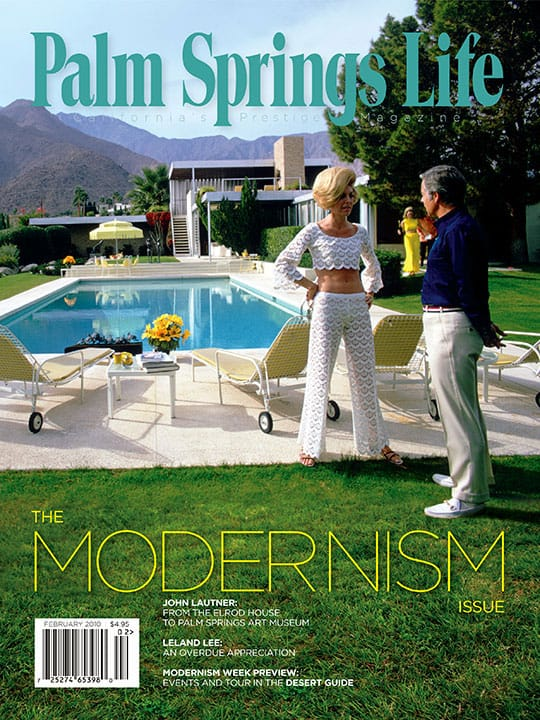 Palm Springs Life magazine - February 2010