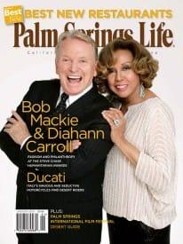 Palm Springs Life magazine - January 2010