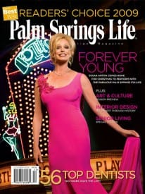 Palm Springs Life magazine - December 2009