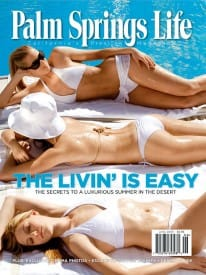 Palm Springs Life magazine - June 2009