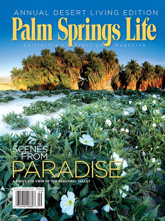 Palm Springs Life magazine - September 2008