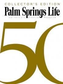 Palm Springs Life magazine - April 2008