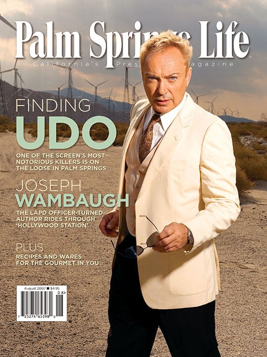 Palm Springs Life magazine - August 2007
