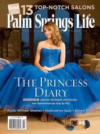 Palm Springs Life magazine - April 2007