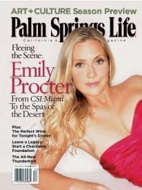 Palm Springs Life Magazine - December 2005