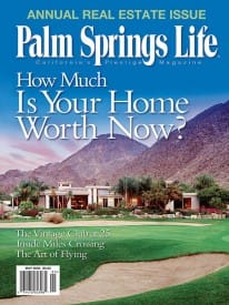 Palm Springs Life magazine - May 2005
