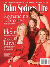Palm Springs Life magazine - February 2005