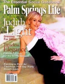 Palm Springs Life magazine - November 2004