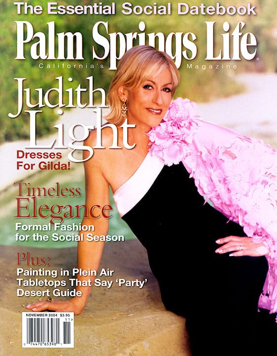 Palm Springs Life magazine - November 2004