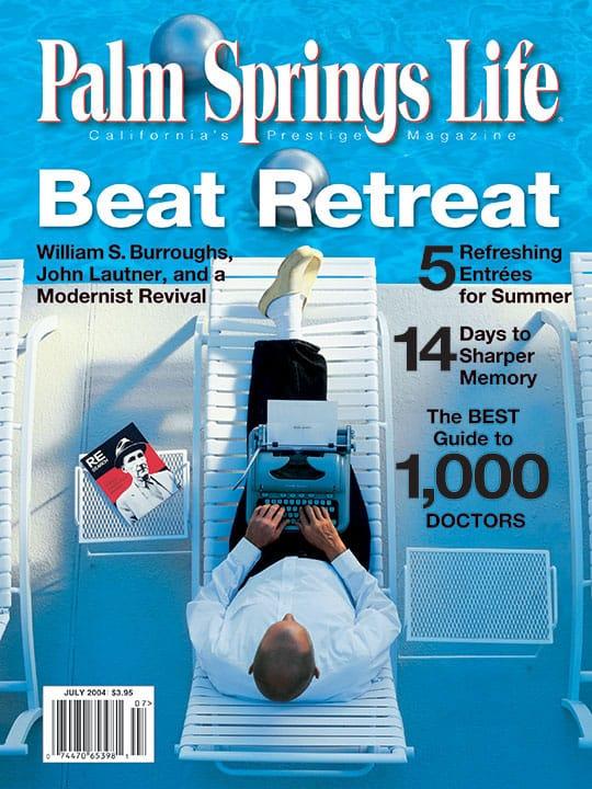 Palm Springs Life magazine - July 2004