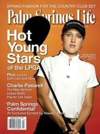 Palm Springs Life magazine - March 2004