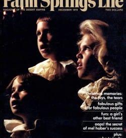 Palm Springs Life magazine - December 1978