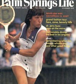 Palm Springs Life magazine - November 1978