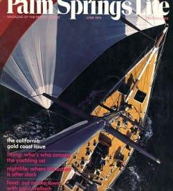 Palm Springs Life magazine - June 1978