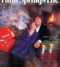 Palm Springs Life magazine - December 1976