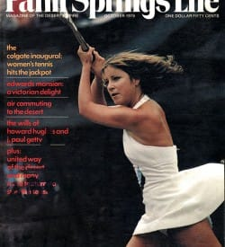 Palm Springs Life magazine - October 1976