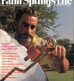 Palm Springs Life magazine - September 1976