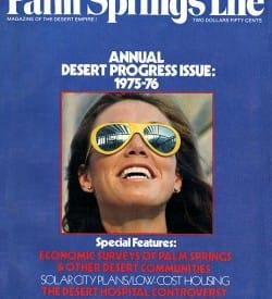 Palm Springs Life magazine - September 1975