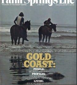 Palm Springs Life magazine - June 1975