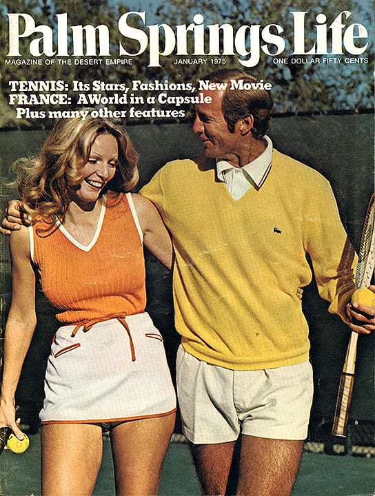 Palm Springs Life magazine - January 1975