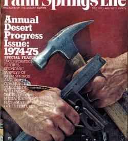 Palm Springs Life magazine - September 1974