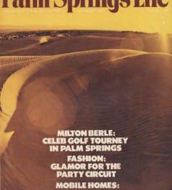 Palm Springs Life magazine - November 1973
