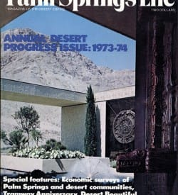Palm Springs Life magazine - September 1973