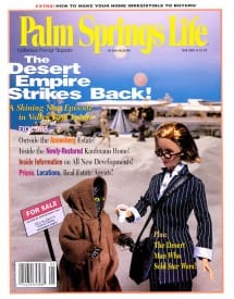 Palm Springs Life magazine - May 1999