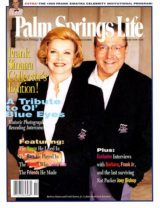 Palm Springs Life magazine - February 1999