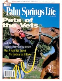 Palm Springs Life magazine - June 1998