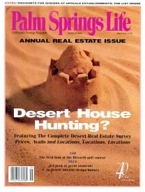 Palm Springs Life magazine - May 1998