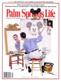Palm Springs Life magazine - December 1997