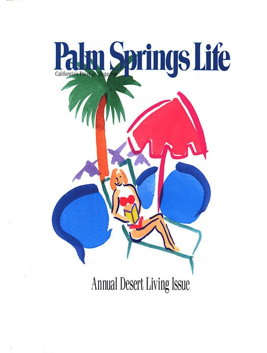 Palm Springs Life magazine - September 1997