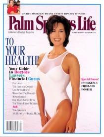 Palm Springs Life magazine - July 1997