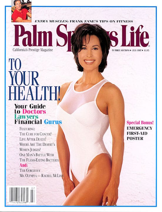Palm Springs Life magazine - July 1997