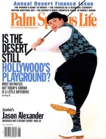 Palm Springs Life magazine - June 1995