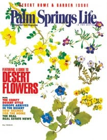Palm Springs Life magazine - May 1995