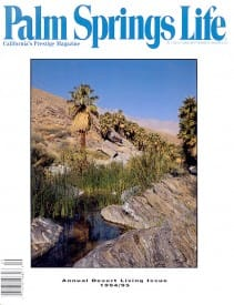 Palm Springs Life magazine - September 1994