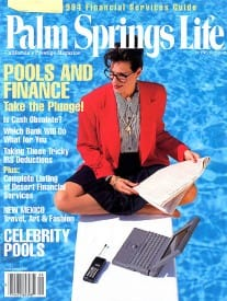 Palm Springs Life magazine - June 1994