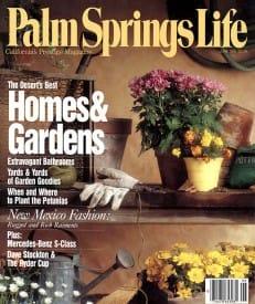 Palm Springs Life magazine - June 1991