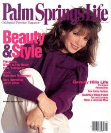 Palm Springs Life magazine - April 1991