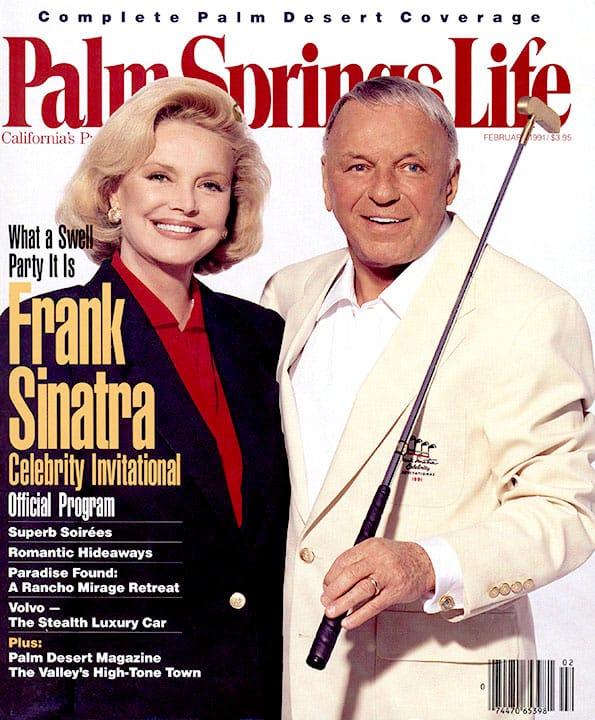 Palm Springs Life magazine - February 1991