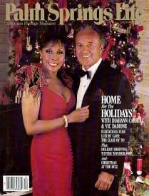 Palm Springs Life magazine - December 1988