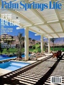 Palm Springs Life magazine - May 1988