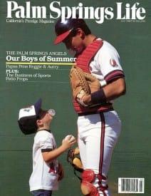 Palm Springs Life magazine - July 1986