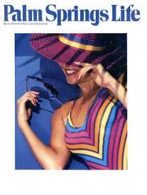 Palm Springs Life magazine - September 1984