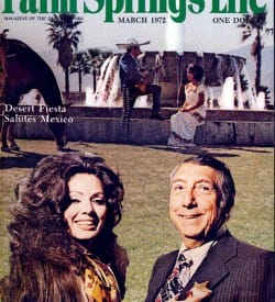 Palm Springs Life magazine - March 1972