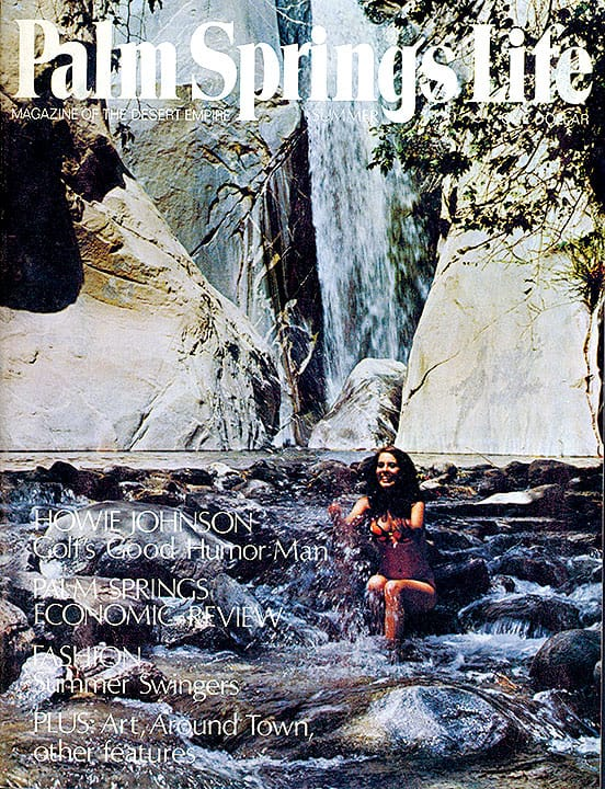 Palm Springs Life magazine - June-July-August 1970