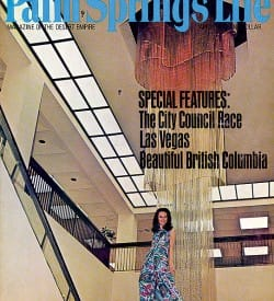 Palm Springs Life magazine - April 1970