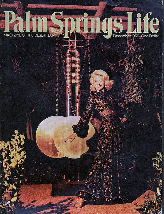 Palm Springs Life magazine - December 1969